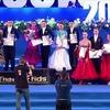 Congratulazioni ai nostri piccoli ma grandi Campioni Italiani Assoluti 2020 della categoria 14/15 danze standard. 🏅🇮🇹
